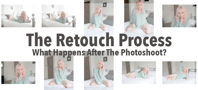 The Retouch Process: What Happens After The Photoshoot?