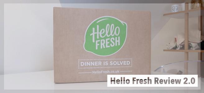 Hello Fresh 2.0
