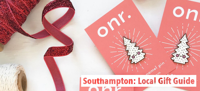 Southampton: My Local Gift Guide