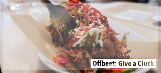 Offbeet New Forest: Give a Cluck