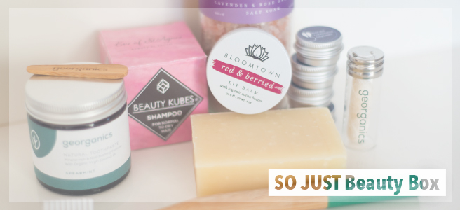 SO JUST BeautyBox