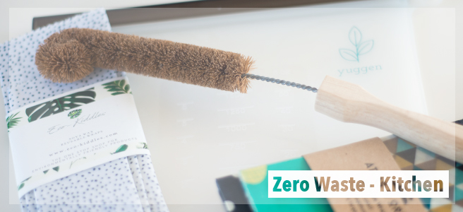 Zero Waste: Kitchen