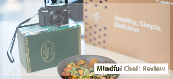 Mindful Chef: 15minute Meals
