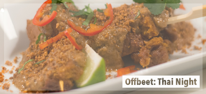 Offbeet New Forest – Thai Night