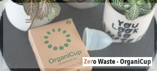 Zero Waste: MenstrualCup