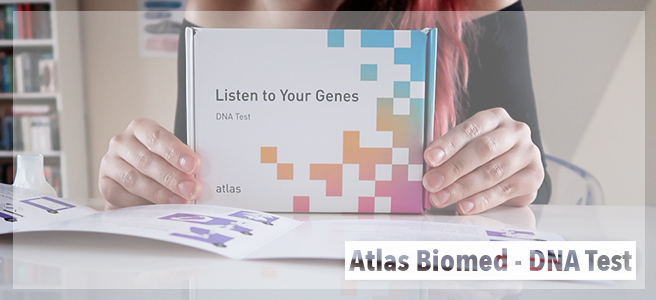 Atlas Biomed – DNA Test