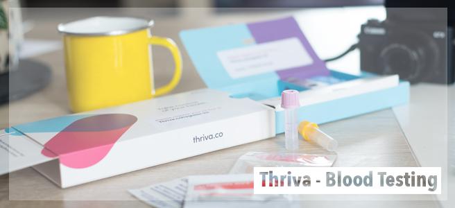 Thriva – Blood Testing atHome